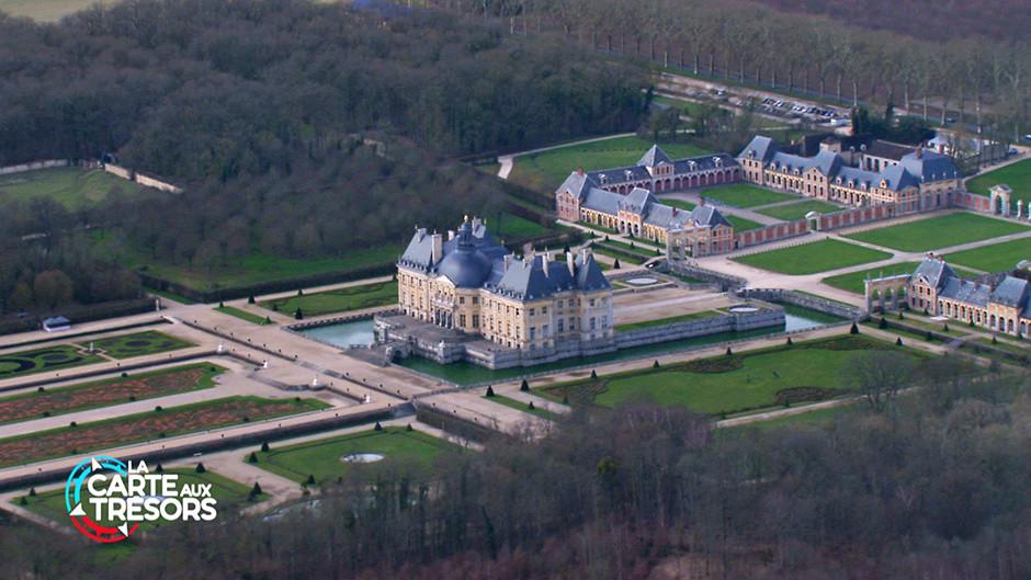 La Carte au(x) Trésor(s) - France 3 - 1996-2009 / depuis 2018 - Page 6 Vaux_l10