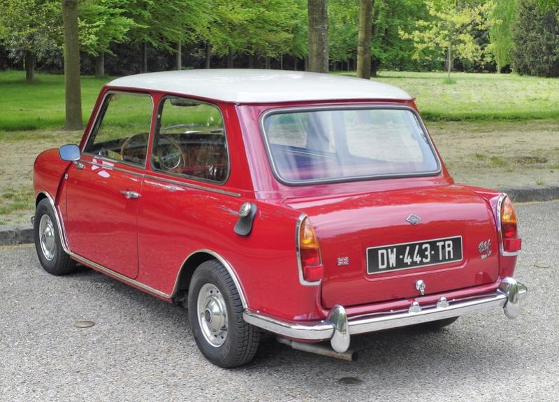 Rover Cooper 91 et Leyland 1100 77 et Riley Elf 67 - Page 8 Sam_3315