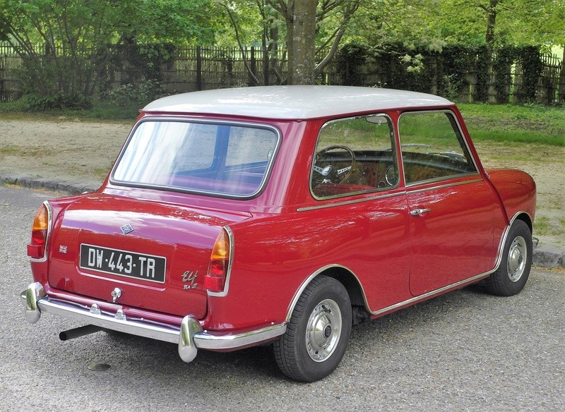 Rover Cooper 91 et Leyland 1100 77 et Riley Elf 67 - Page 8 Sam_3316