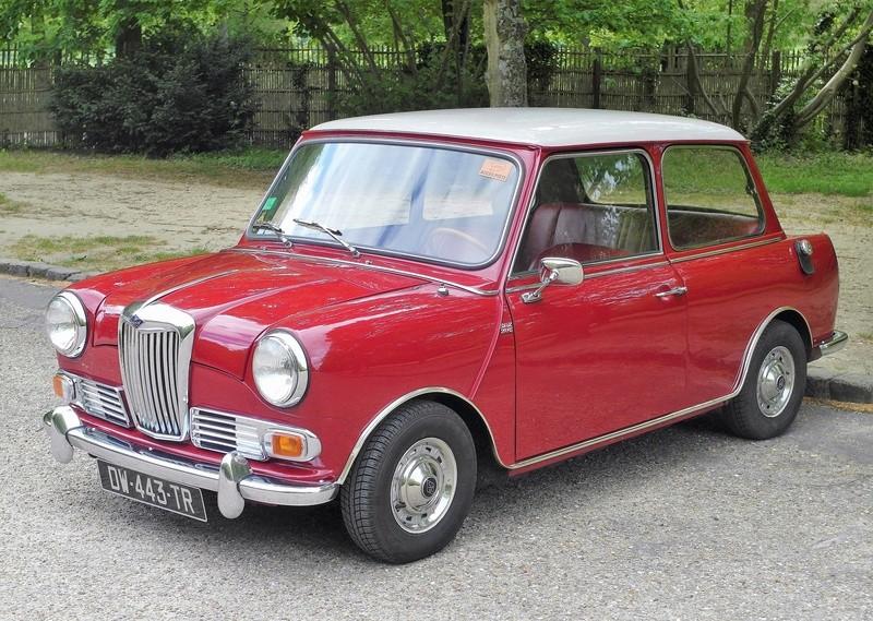 Rover Cooper 91 et Leyland 1100 77 et Riley Elf 67 - Page 8 Sam_3317