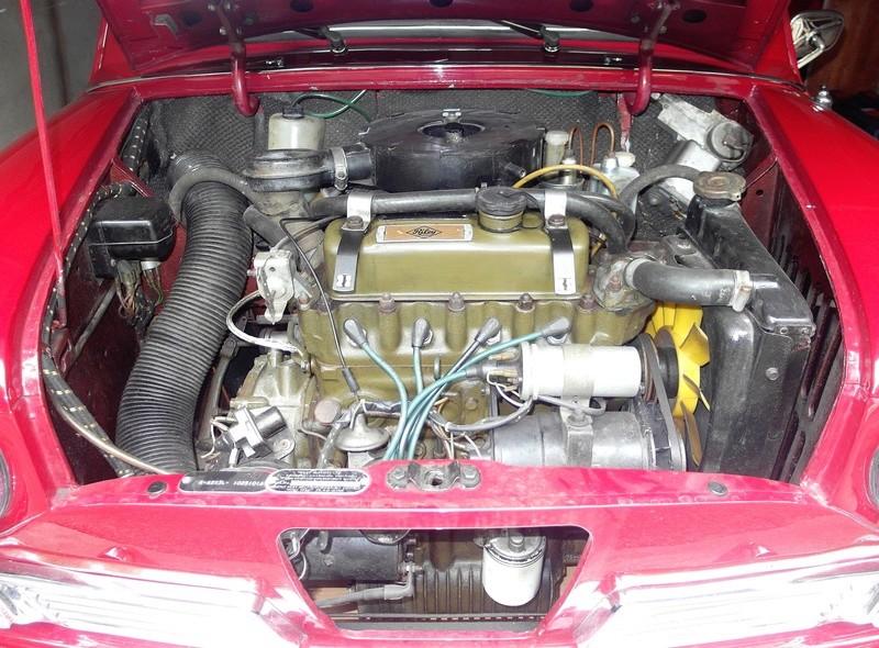 Rover Cooper 91 et Leyland 1100 77 et Riley Elf 67 - Page 8 Sam_3410