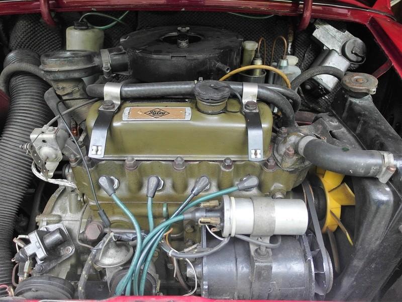 Rover Cooper 91 et Leyland 1100 77 et Riley Elf 67 - Page 8 Sam_3412