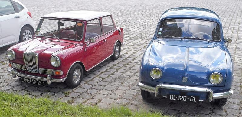 Rover Cooper 91 et Leyland 1100 77 et Riley Elf 67 - Page 8 Sam_3414