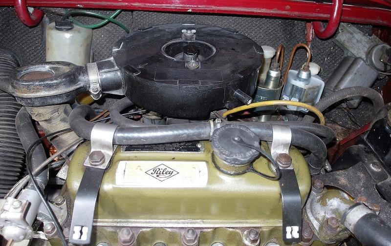 Rover Cooper 91 et Leyland 1100 77 et Riley Elf 67 - Page 8 Sam_3415