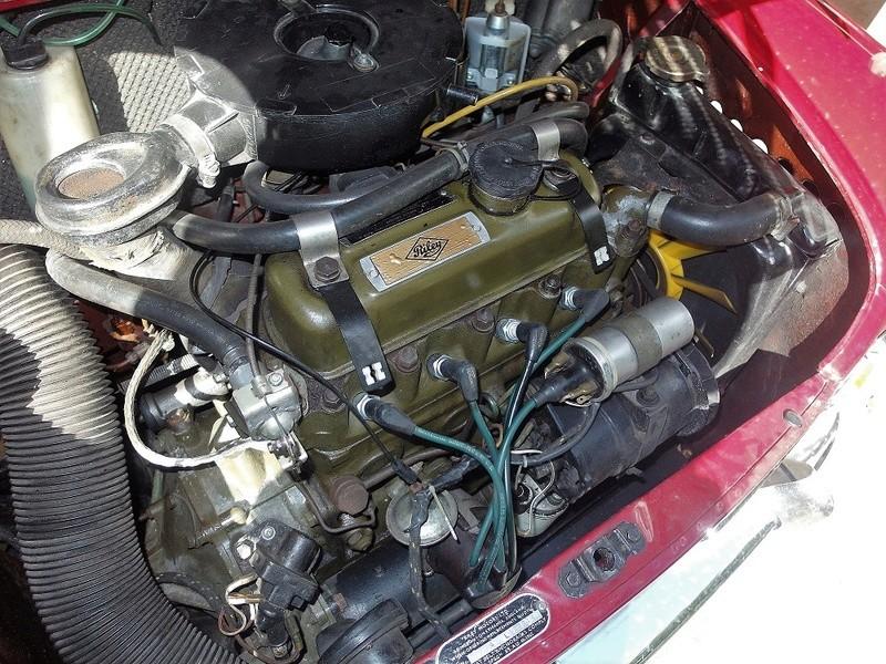 Rover Cooper 91 et Leyland 1100 77 et Riley Elf 67 - Page 8 Sam_3417