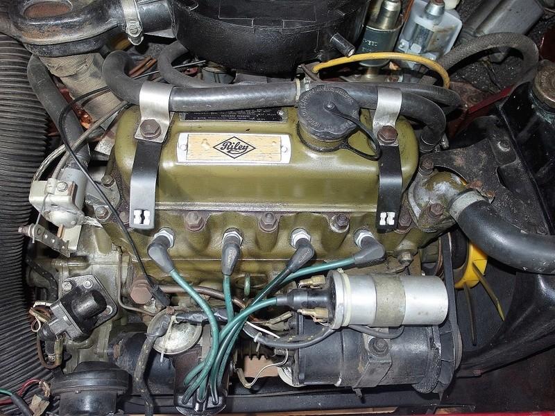 Rover Cooper 91 et Leyland 1100 77 et Riley Elf 67 - Page 8 Sam_3418