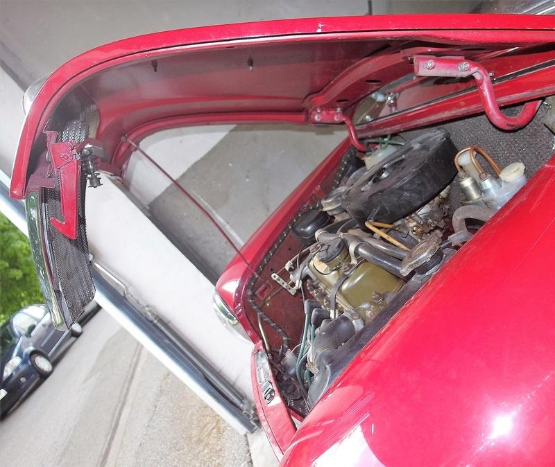 Rover Cooper 91 et Leyland 1100 77 et Riley Elf 67 - Page 8 Sam_3419