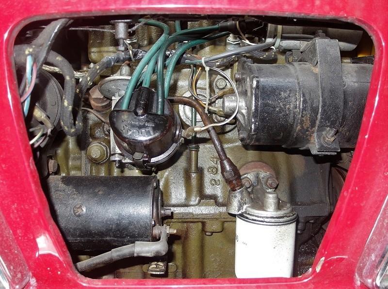 Rover Cooper 91 et Leyland 1100 77 et Riley Elf 67 - Page 8 Sam_3420