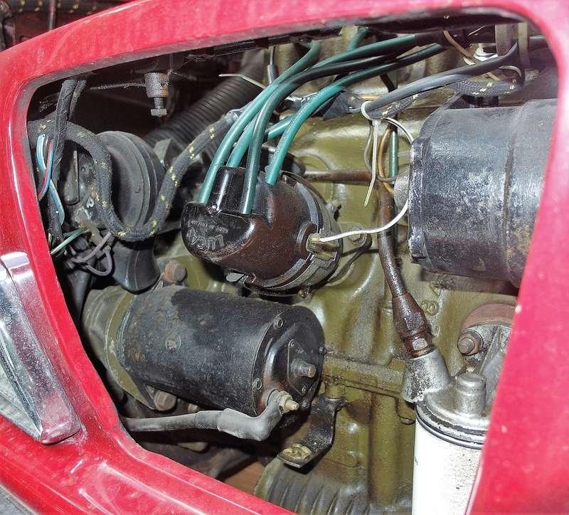 Rover Cooper 91 et Leyland 1100 77 et Riley Elf 67 - Page 8 Sam_3424