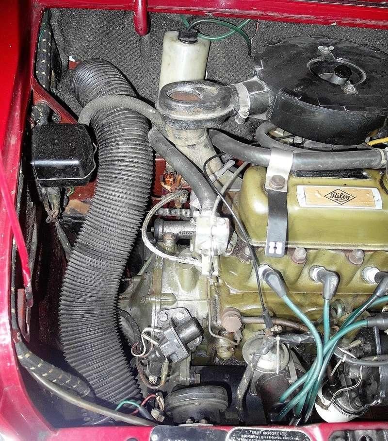 Rover Cooper 91 et Leyland 1100 77 et Riley Elf 67 - Page 8 Sam_3425