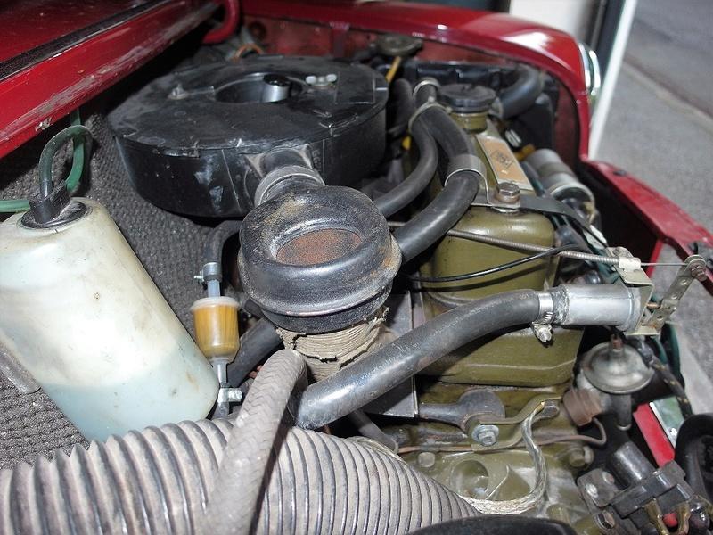 Rover Cooper 91 et Leyland 1100 77 et Riley Elf 67 - Page 8 Sam_3427