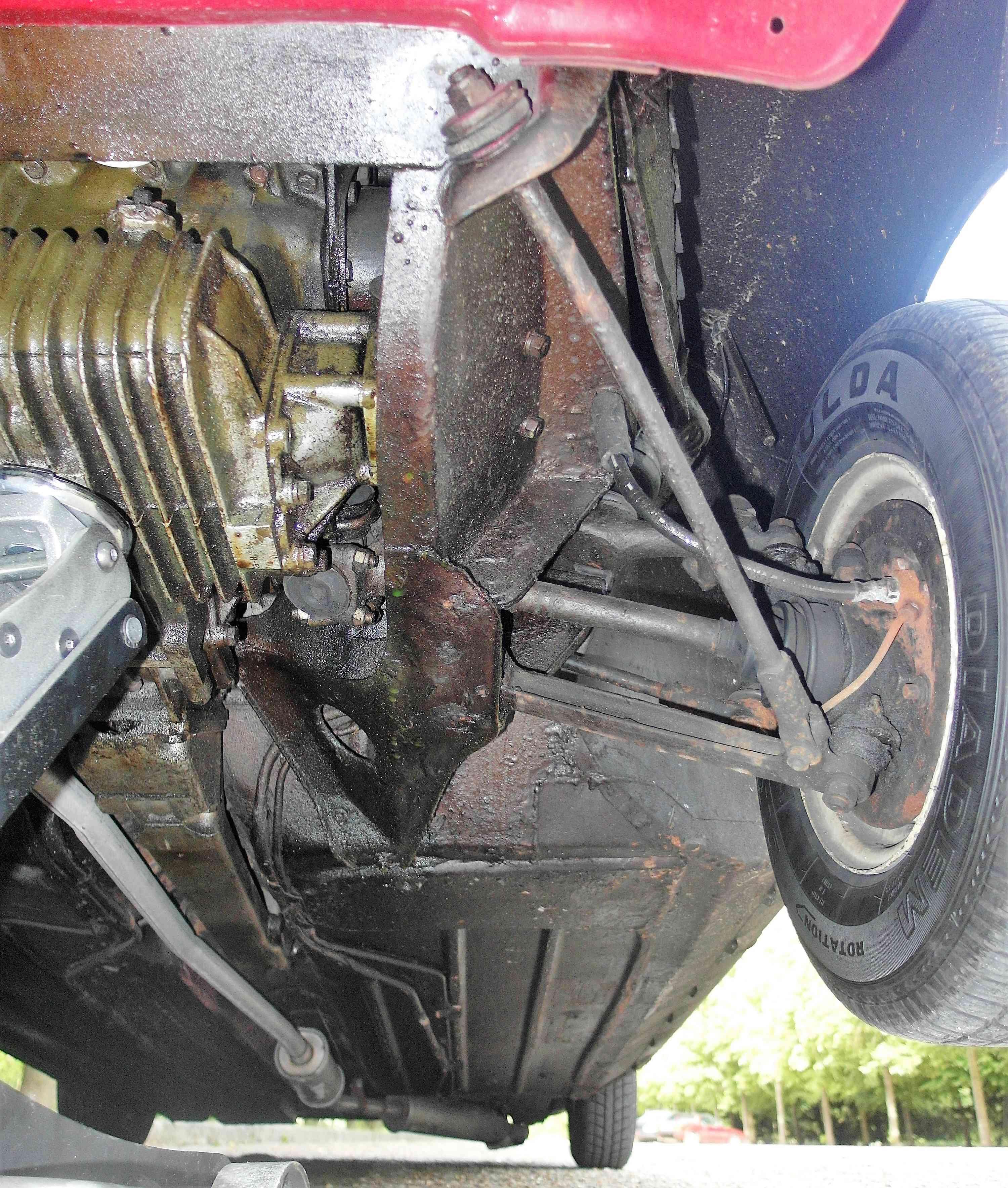 Rover Cooper 91 et Leyland 1100 77 et Riley Elf 67 - Page 8 Sam_3440