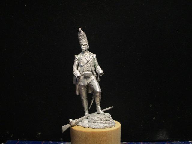 grenadier anglais du 18th Foot en 1751 Img_0457