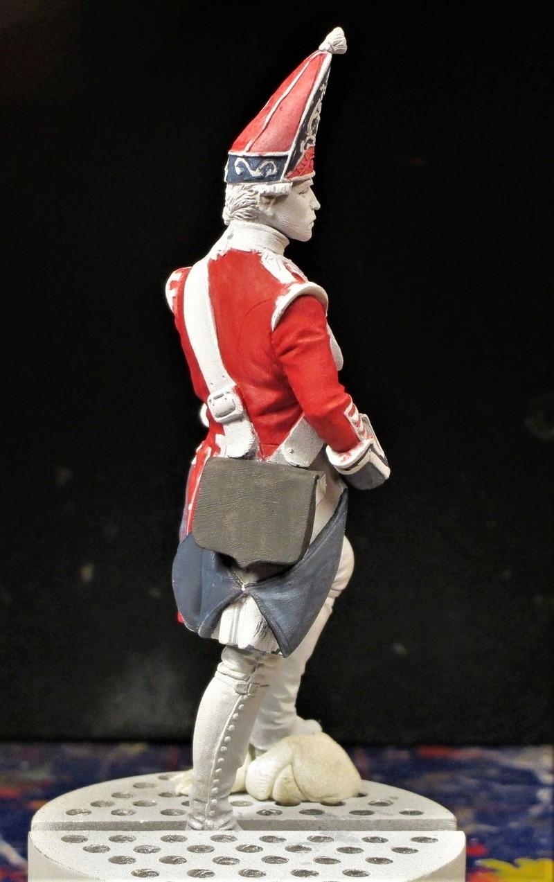 grenadier anglais du 18th Foot en 1751 Img_0576