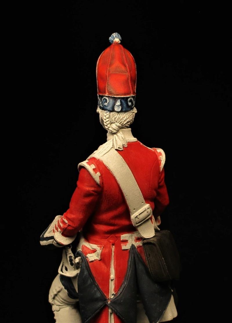 grenadier anglais du 18th Foot en 1751 Img_0586