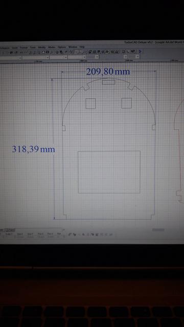 Construction d'un STAMPE SV4 1/3 scale 20171012