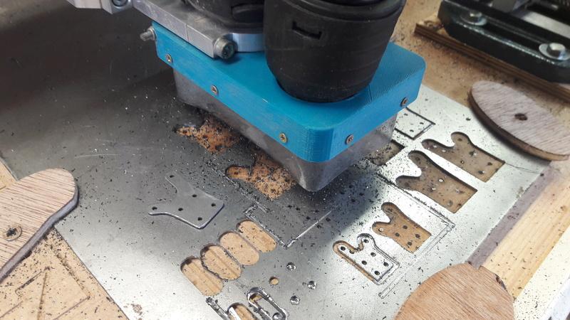 Construction d'un STAMPE SV4 1/3 scale 20171135