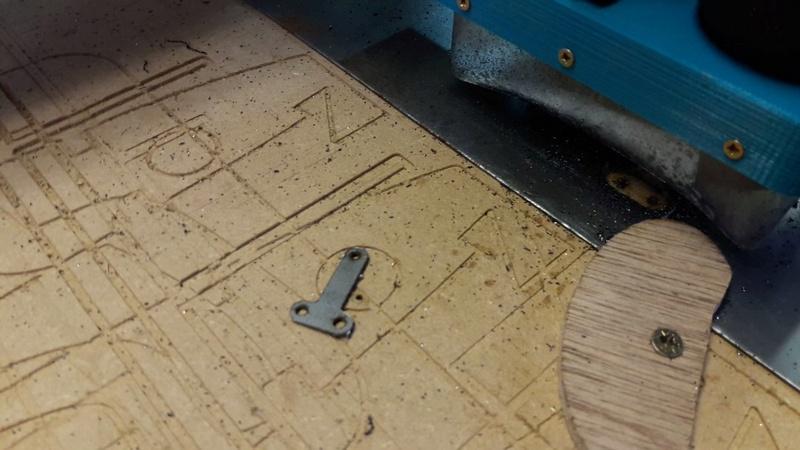 Construction d'un STAMPE SV4 1/3 scale Orca-i10