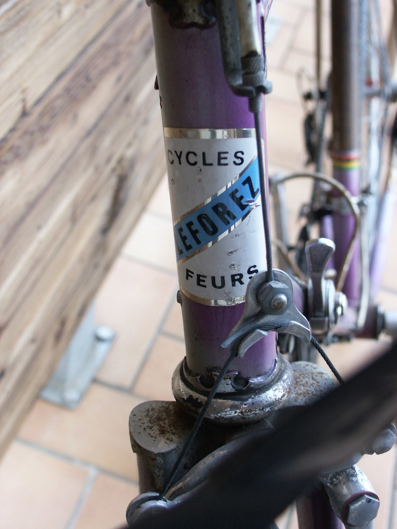 course Leforez Feurs full Reynolds 531 ,raccords Nervex pro Pict1019