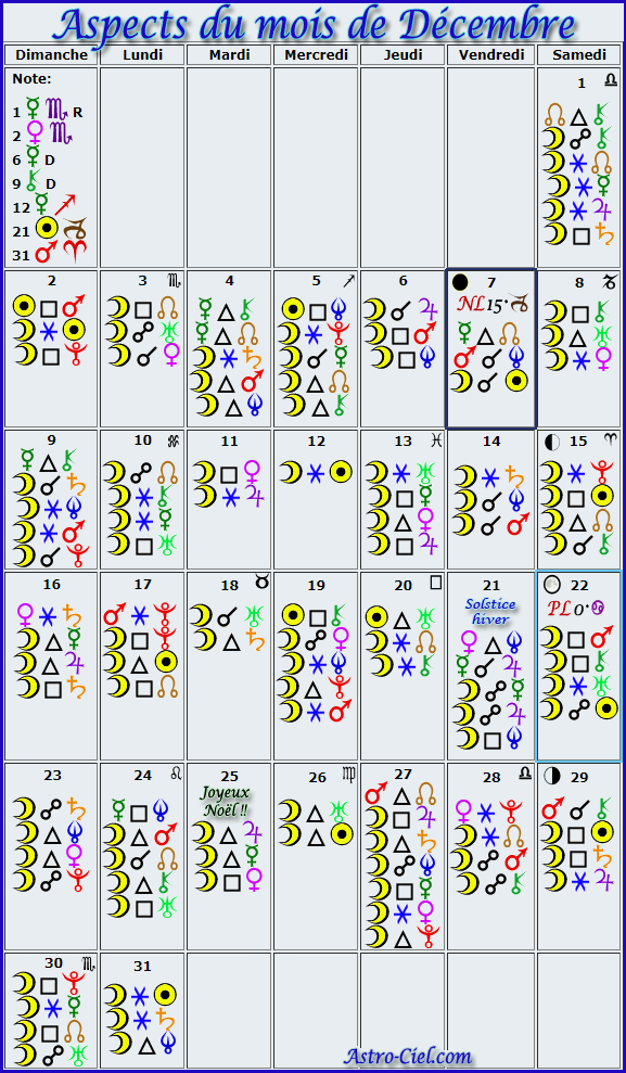 Aspects du mois de Décembre - Page 5 Calend35