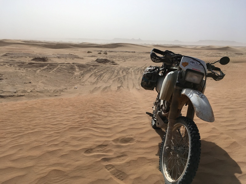 Deux 400 XR back in Morocco 2018   Img_8510