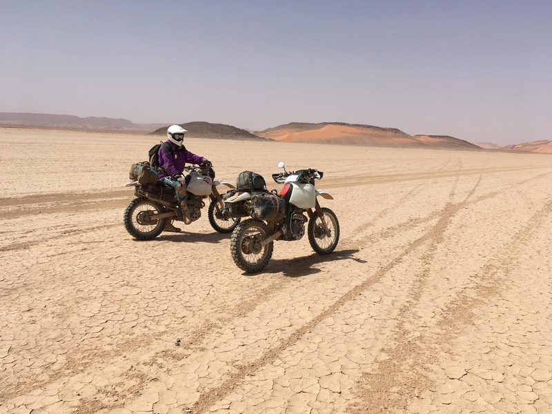 Deux 400 XR back in Morocco 2018   Img_8512