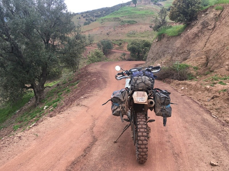 Deux 400 XR back in Morocco 2018   Img_8810