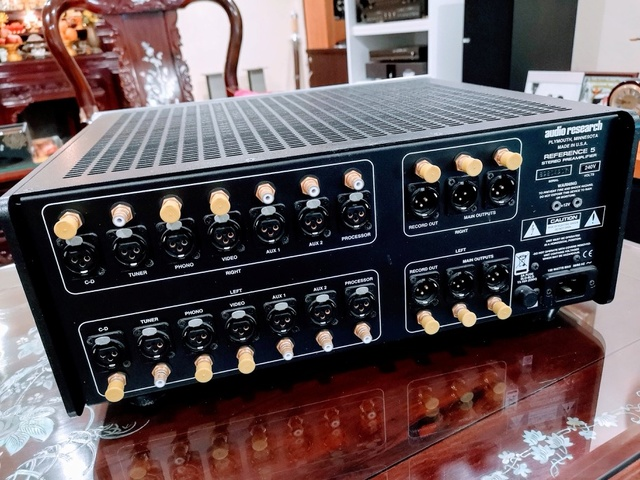 Audio Research Ref 5 (Used) SOLD Audio_11