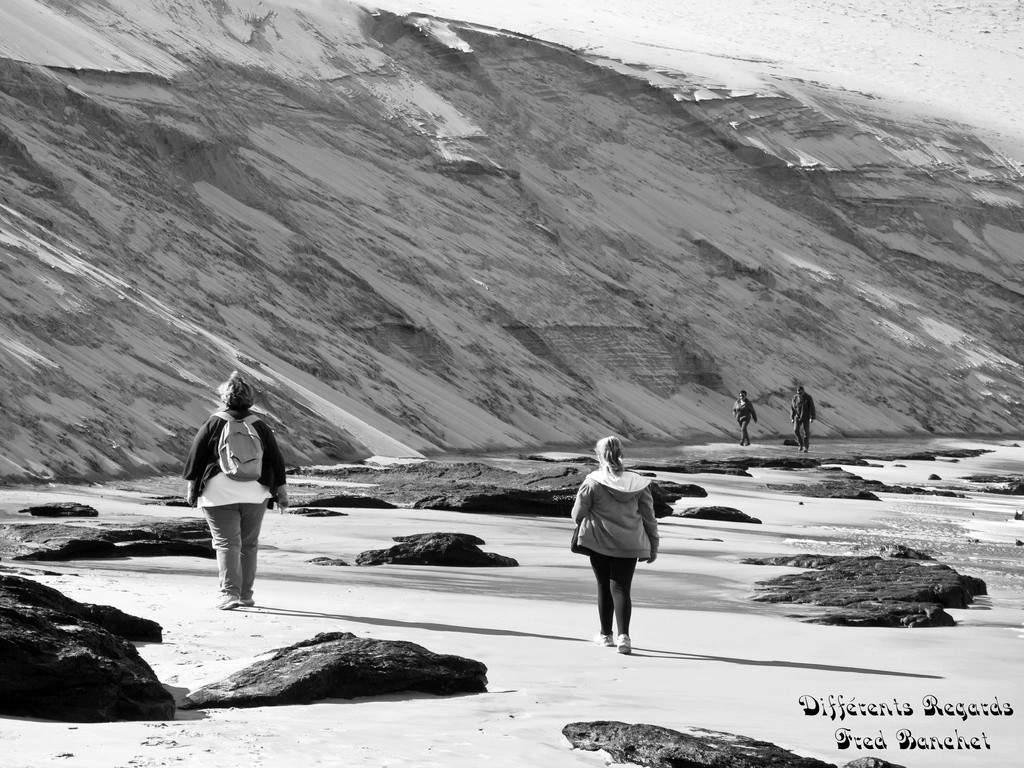 balade sur une plage Balade11
