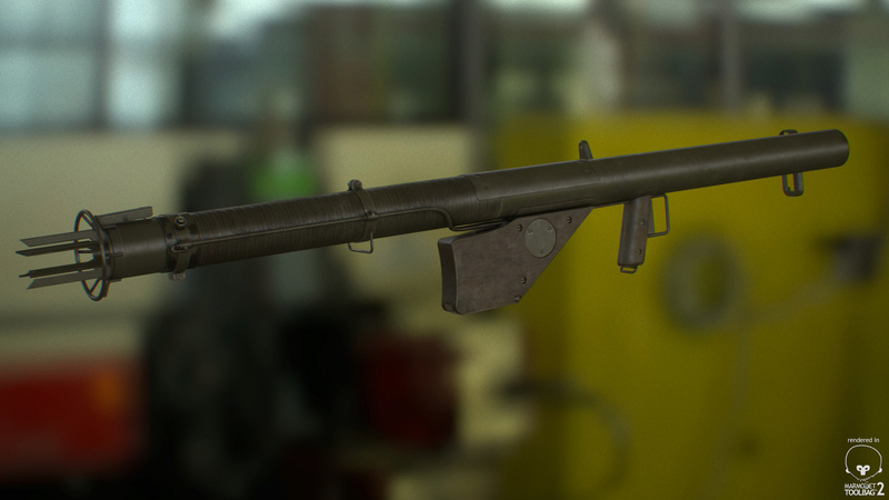Bazooka M1 A1 Valeri11