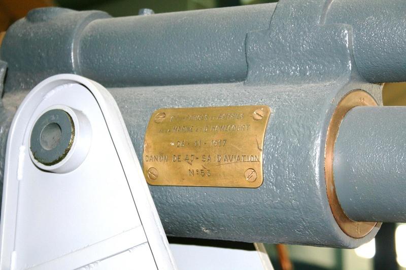 Identification d'un canon de 47 mm Paris_13