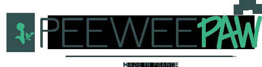 Nouveau partenaire : PeeweePaw - accessoires pour animaux Logo_p10