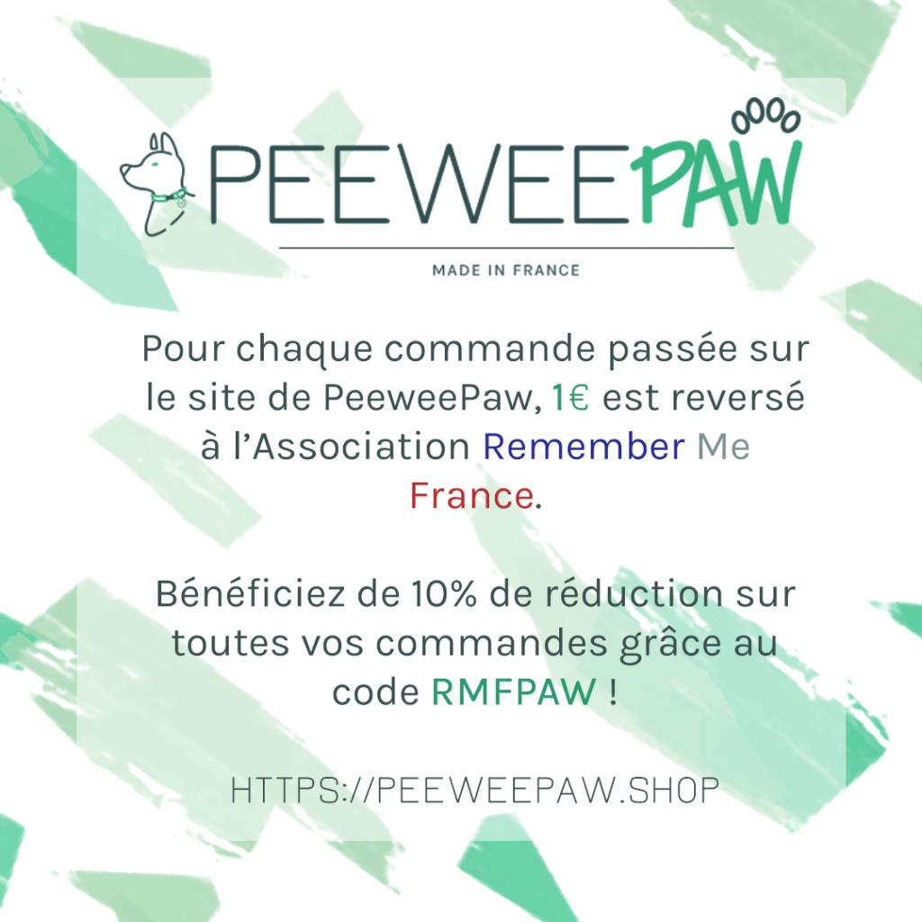 Nouveau partenaire : PeeweePaw - accessoires pour animaux Visuel10