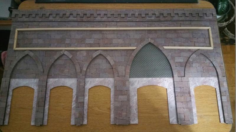 montage du diorama Istanbul de notre partenaire OcCre au 1/24° - Page 2 20180452