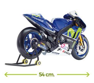 Construisez la moto YZR-M1 de Valentino Rossi en partenariat avec ALTAYA 640210