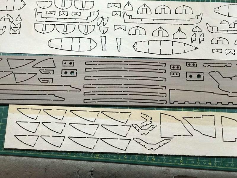 HMS AGAMEMNON au 1/64è de chez Caldercraft Avec quelques modifications... Img_2911