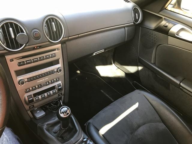 Vends Boxster 10/2008 - 61000km 0b41c810