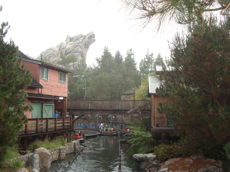 [Disneyland Resort] 17 au 19 octobre 2010 + l'Ouest américain Dsc09011