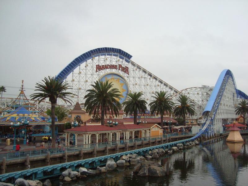 [Disneyland Resort] 17 au 19 octobre 2010 + l'Ouest américain Dsc09013