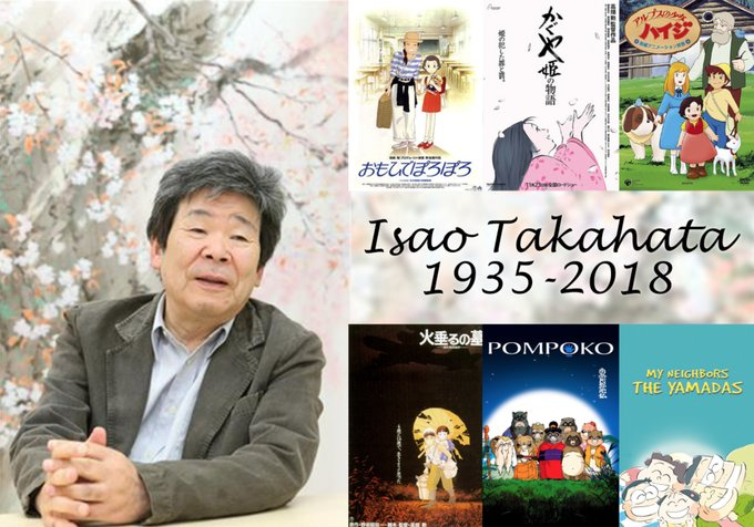RIP Isao Takahata Dadhmk10