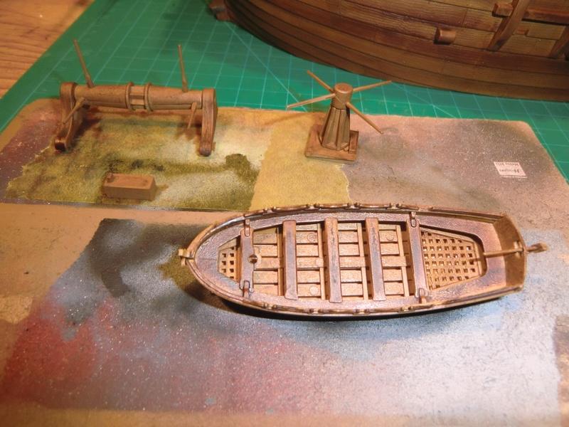 Crusaders ship Zvezda 1/72 Kogge_21