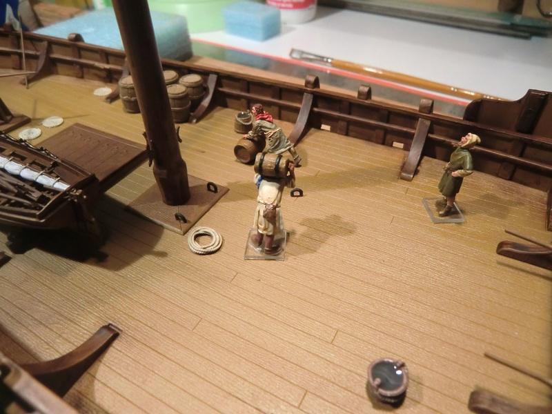 Crusaders ship Zvezda 1/72 Kogge_28