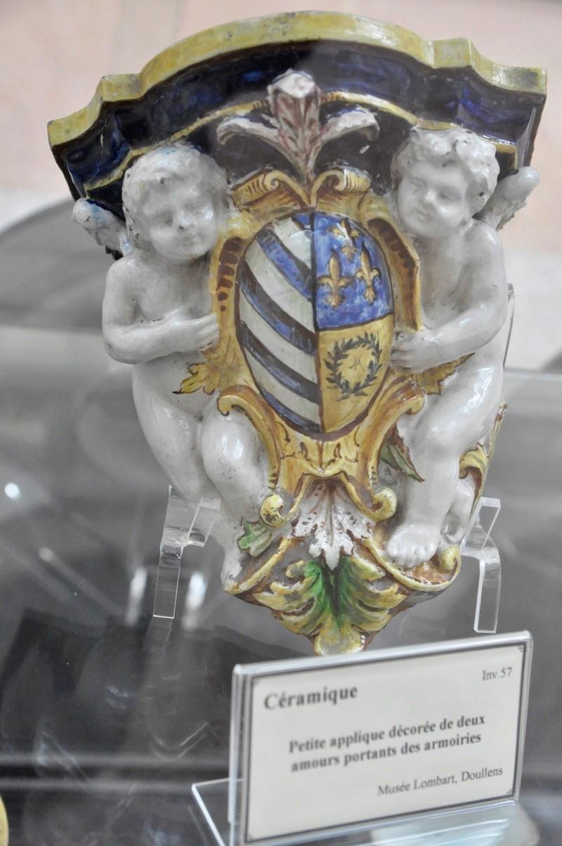 Console en céramique - musée Lombart à DOULLENS _dsc9010