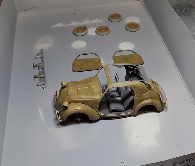 Simca 5  (Tamiya au 1/ 35) 20180130