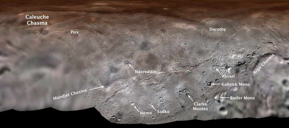 New Horizons : objectif Pluton - Page 7 Charon10