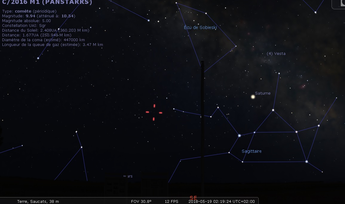Comètes - Page 19 M110