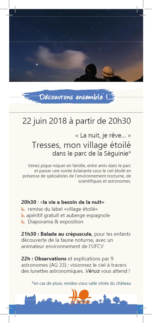 TRESSES, MON VILLAGE ÉTOILÉ vendredi 22 juin 2018 Tylych10