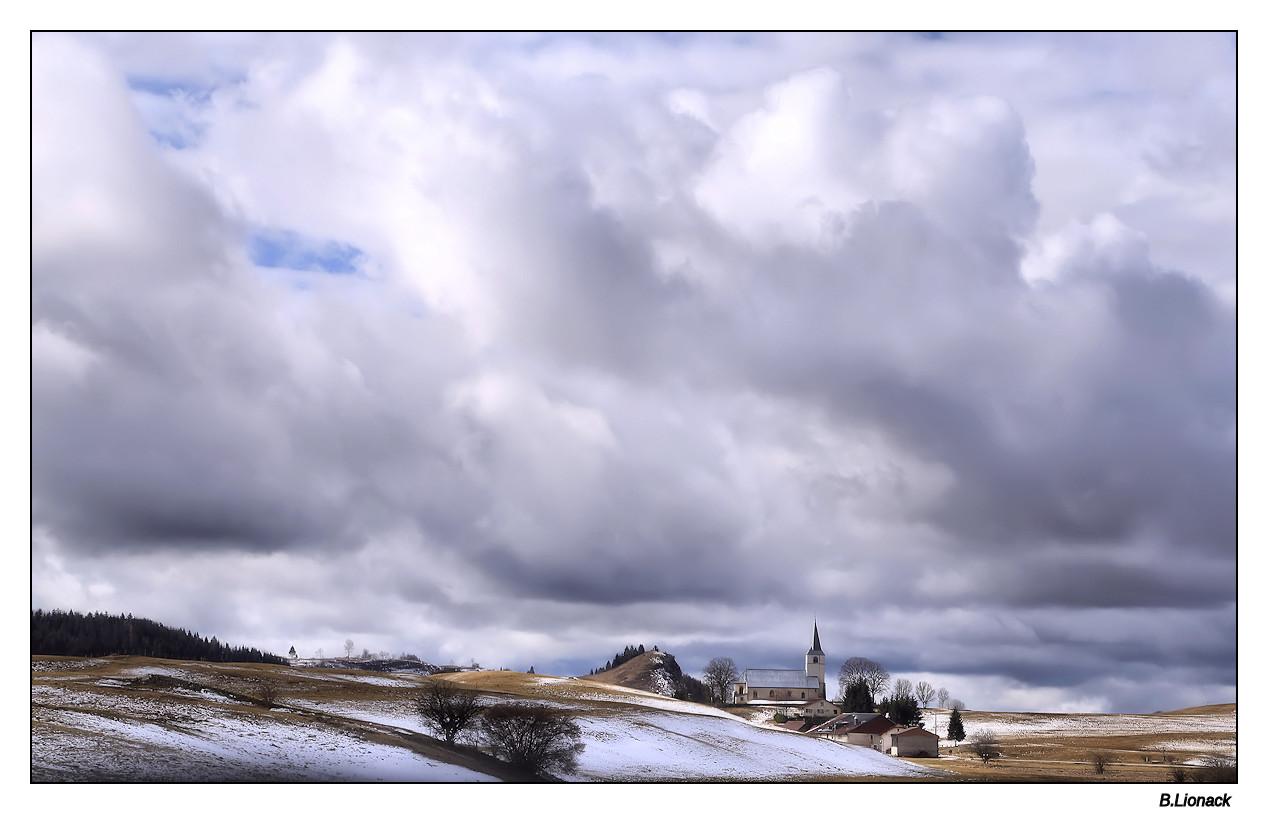 le village de Chaux Neuve (Doubs) Chaux10