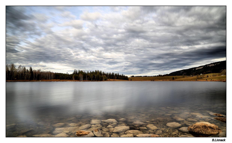 Pose longue au lac Lacpos10