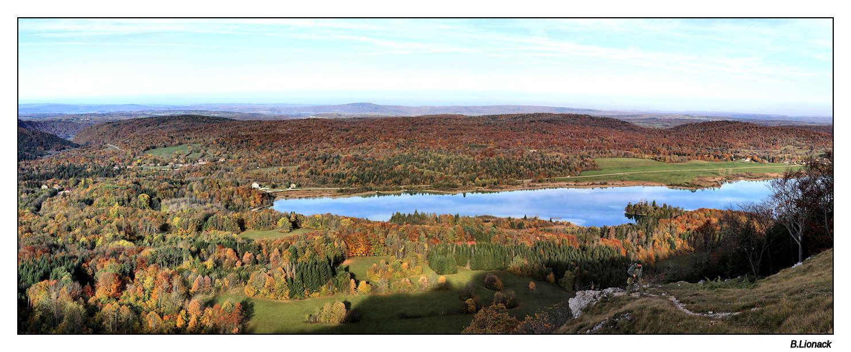Au belvédère des 4 lacs Panoma11